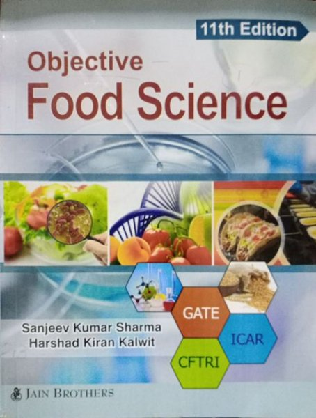 Objective Food Science By Sanjeev Kumar Sharma Harshad Kiran Kalwit