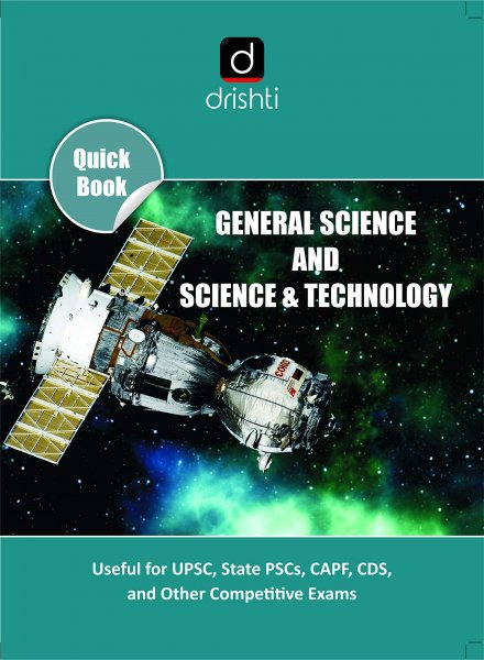 Drishti Quick Book General Science And Science and Technology