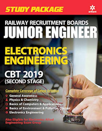 Arihant RRB JE Electronics Engineer Study Package