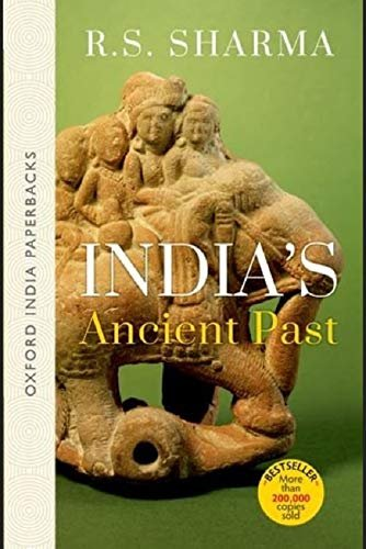 RS Sharma India's Ancient Past