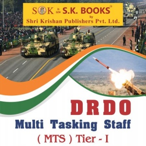 DRDO Multi Tasking Staff ( MTS ) Recruitment Exam Complete Guide English Medium