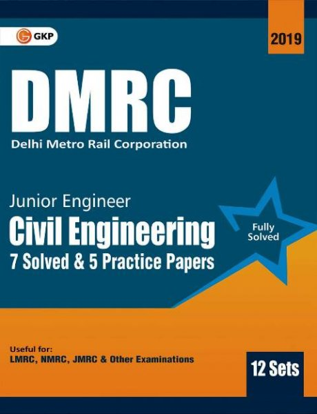 GK DMRC CIVIL ENGINEERING PREVIOUS YEAR SOLVED PAPER