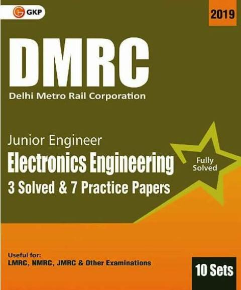 GK DMRC ELECTRONICS ENGINEERING PREVIOUS YEAR SOLVED PAPER