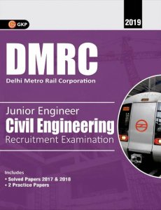 GK DMRC CIVIL ENGINEERING JE BOOK