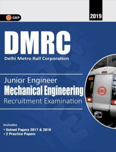 GK DMRC MECHANICAL ENGINEERING GUIDE