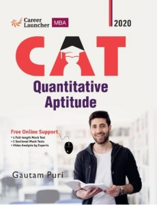 GKP CAT Quantitative Aptitude by Gautam Puri