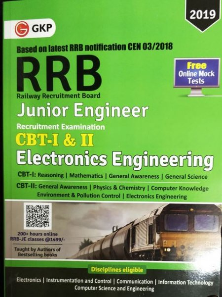 GKP RRB JE ELECTRONIC ENGINEERING