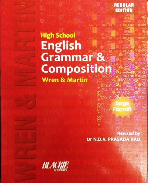 HIGH SCHOOL ENGLISH GRAMMAR AND COMPOSITION (E)