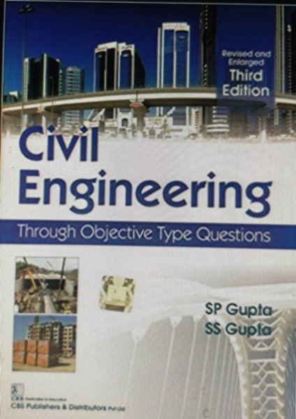 CBS CIVIL ENGINEERING GUPTA & GUPTA