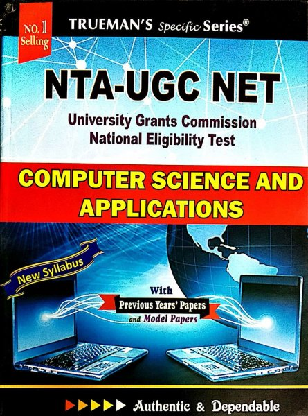 TRUEMAN UGC NET/SET NTA COMPUTER SCIENCE & APPLICATIONS