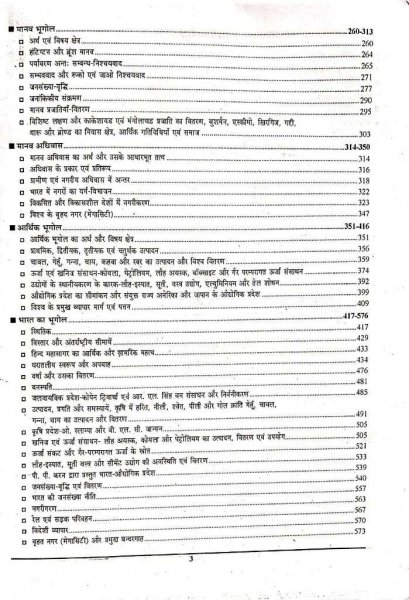 YOUTH UGC NET BHUGOL CHAPERWISE SOLVED PAPER