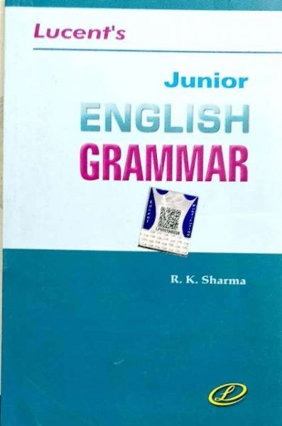 LUCENT JUNIOR ENGLISH GRAMMAR