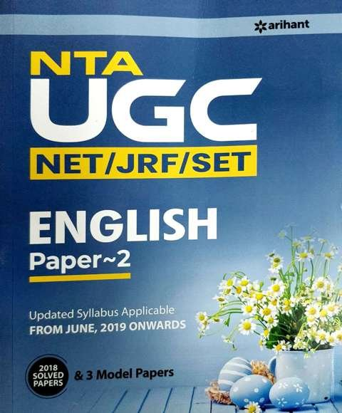 ARIHANT NTA UGC NET ENGLISH PAPER-2