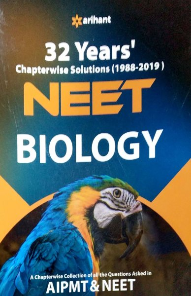 ARIHANT NEET 32 YEARS BIOLOGY