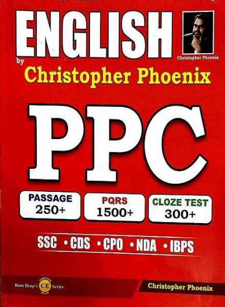 RAIN DROP PUBLICATION ENGLISH PPC BY CHRISTOPHER PHOENIX PPC