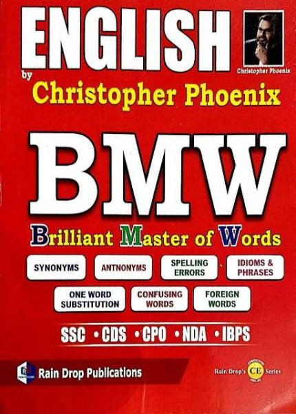 RAIN DROP PUBLICATIONS ENGLISH BY CHRISTOPHER PHOENIX BMW