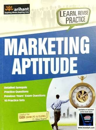 ARIHANT MARKETING APTITUDE BY MADUMITA PATTREA