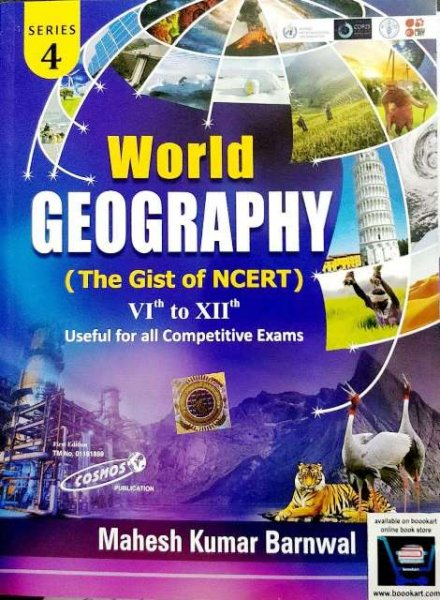 Mahesh Kumar Barnwal World Geography ncert 6 to 12