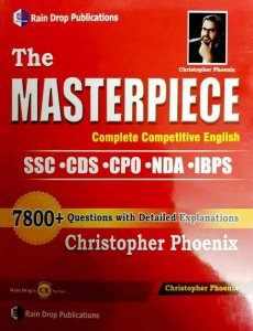RAIN DROP PUBLICATIONS THE MASTERPIECE COMPLETE COMPETITIVE ENGLISH