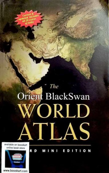The Orient Blackswan World Atlas