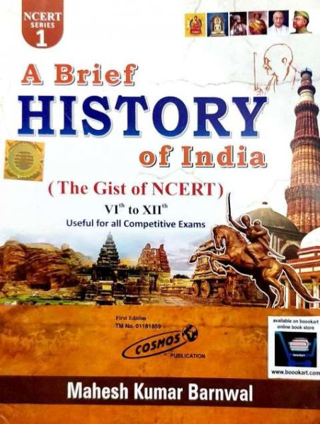 COSMOS A BRIEF HISTORY OF INDIA