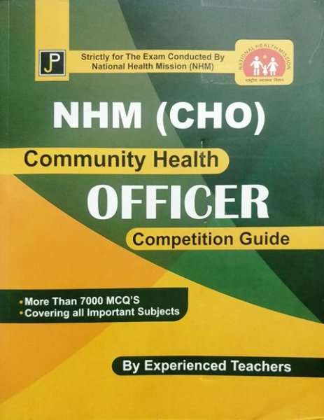 JP NHM CHO Community Health Officer Competition Guide