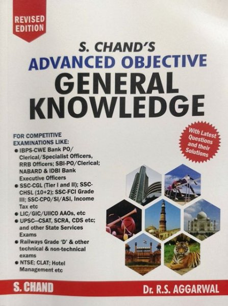 S. Chand Advanced Objective General Knowledge by RS Agarwal