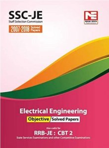 MADE EASY SSC JE (RRB JE CBT 2) ELECTRICAL ENGINEERING OBJECTIVE SOLVED PAPER