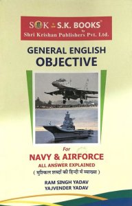 SK General English Objective for Navy and Airforce